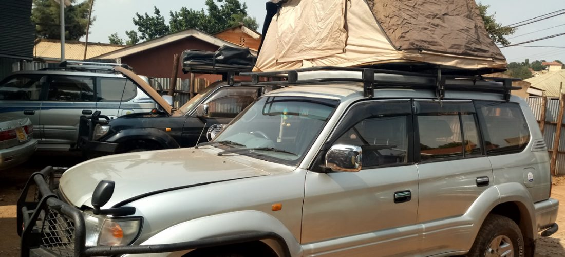 Affordable Cost to Hire A Car in Uganda